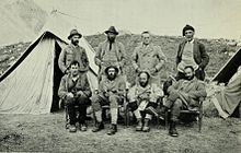 1921 British Mount Everest reconnaissance expedition - Wikipedia, the free encyclopedia