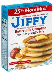 Free Recipe Booklet From Jiffy