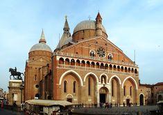 Basílica de Santo Antonio de Pádua, Itália