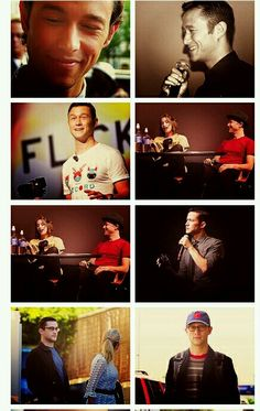 all the beautiful faces of JGL <3