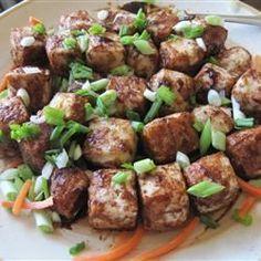 Agedashi-esque Tofu Recipe - Allrecipes.com