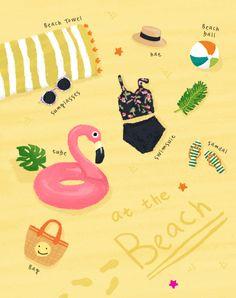 [텐바이텐] Summer Vacance