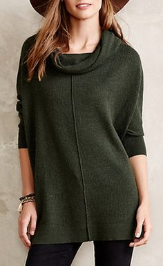 Cowl neck pullover #anthrofave http://rstyle.me/n/rxrm5nyg6