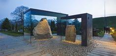 Runic Stones, Jelling- Photo Jens Lindhe