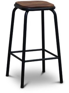 Industrial and Designer bar stools for home or hospitality - Cintesi
