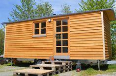 Bauwagen Exklusive Mit Bad, Küche, Wohn  Und Schlafbereich. Der  Wohlfühl Bauwagen