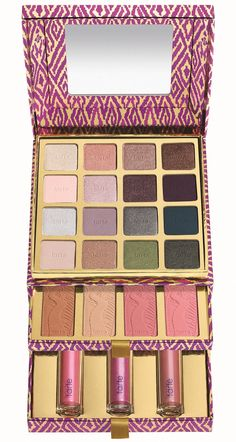 Tarte The Big Thrill Color Collection Holiday 2012