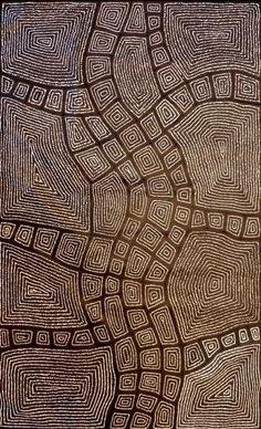 Aboriginal Art Galleries - Thomas Tjapaltjarri - Artwork-Detail: