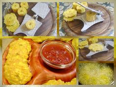 TOSTONES are FRIED GREEN PLANTAINS, the preferred side dish in many Latin American kitchens. This is how I most like to eat the plantai...