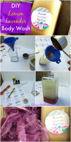 Spoil Yourself with DIY Lemon Lavender Bath Gel and Indulgent 'Good Job' Snacks #SkinnyCowMoments #ad