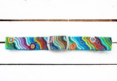 #Peruvian full colored #belt #kaniarts #ayacucho #peru #handmade #crafts #embroidery
