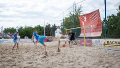 Soccer Cup, Basketball Court, Beach, Sports, Hs Sports, The Beach, Beaches, Sport