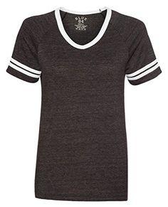 Blue 84 Juniors' Triblend V-Neck Ringer T-Shirt-JTVR-X-Large-Black-White The Blue Brand http://www.amazon.com/dp/B00KKLH3VS/ref=cm_sw_r_pi_dp_tQz6vb0C76QJ4