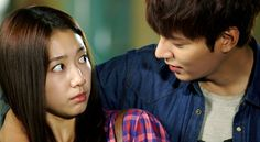 The Inheritors ♥ Lee Min Ho & Park Shin Hye Explode With Chemistry During Their First Encounter (UPDATED)