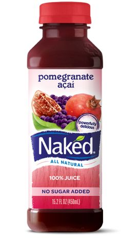 Naked Juice for Lunch
