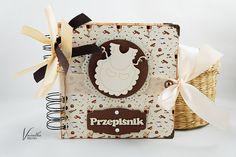 Odskocznia vairatki: Przepiśniki Scrapbooking, Gift Wrapping, Gifts, Gift Wrapping Paper, Presents, Wrapping Gifts, Favors, Scrapbooks, Gift Packaging