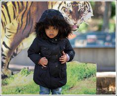 Mama is that tiger still behind me.  #coat #cute #pretty #blog #floral #pink #style #gap #serena #bright #happy #toddler #girl #toddlerfashion #target #handm #fashionista #blue #fashion #blogger #quinoatoddler #black #zara #balletflats #target #polkadots #bubbles #bows #necklace #kids #blazer #jacket #smile
