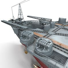 Japanese Battleship Yamato Model available on Turbo Squid, the world's leading provider of digital models for visualization, films, television, and games. Yamato Class Battleship, Heavy Cruiser, Imperial Japanese Navy, Model Hobbies, Musashi, I Ship It, Navy Ships, Model Ships, Armed Forces