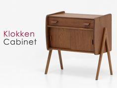 アウトレット北欧インテリア家具チーク材小さめキャビネット棚 Scandinavian teak furniture ¥33800yen 〆04月10日