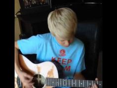 carson lueders say something