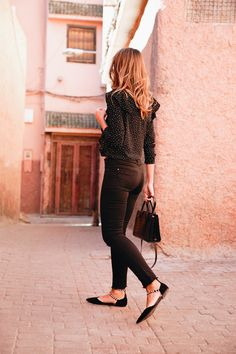 MARRAKECH: TWO OUTFITS   Lovely Pepa