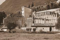#Ancient #LemonHouse #Gargnano #LakeGarda #HistoricalPic
