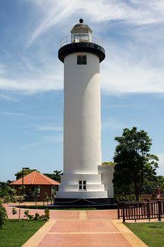 Light House of Ricon,Puerto Rico