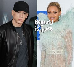 Eminem Returns To The Music Scene With A Surprise Beyoncé Collaboration — Listen To Walk On Water HERE!  ||  Eminem dropped a surprise collab with Beyoncé! http://perezhilton.com/2017-11-10-eminem-beyonce-walk-on-water-collaboration?utm_campaign=crowdfire&utm_content=crowdfire&utm_medium=social&utm_source=pinterest