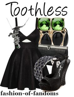 How to Train Your Dragon Toothless Fandom Fashion