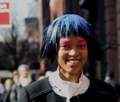 Model Marihenny Rivera Pasible (New York Models)© Clara Ungaretti