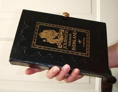 Vintage 1922 Book Clutch Purse, for sale on Etsy at http://etsy.me/KSmEBq