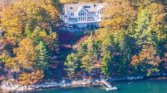 Dramatic oceanfront living in this exceptional custom finished home. The elevated site enjoys remarkable views over the Sheepscot River to open ocean. The luxurious master suite opens to the water with a private deck. A DW dock completes this offering. http://www.legacysir.com/maine-real-estate/1654-Main-Road-Westport-Island-maine-04578/1126175/