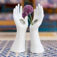 Detalhes que fazem a diferença ♥  Veja mais em www.historiasdecasa.com.br  #handmade #decor #flower