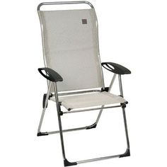 Lafuma Cham'elips Folding Arm Chair Color: