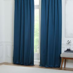 https://www.westelm.com/products/sateen-curtain-regal-blue-t4358/?pkey=csale-rugs-flooring-windows window-hardware-curtain-sale