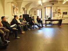 """Laboratorio in lingua inglese per studenti su """"Antonio e Cleopatra"""", """"Giulio Cesare"""" e """"La tempesta"""