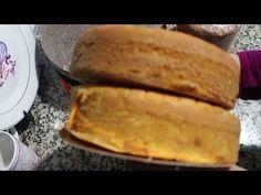 molly cake/مولي كيك او الكيك الخاص بالطورطات لذيييييييذ و سهل التحضير - YouTube