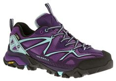 3915f387a03 Botas trekking Merrell senderismo capra sport goretex lilac   adventurine