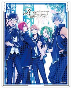 B-PROJECT -Kodou*Ambitious- Mirror: MooNs B