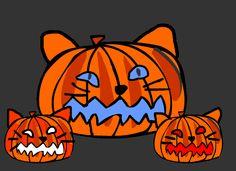 Halloween Kitties!!