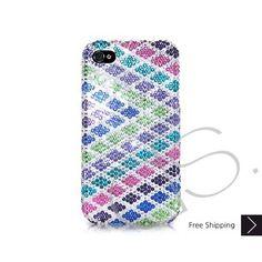 Enigma Bling Swarovski Crystal iPhone 5 Case