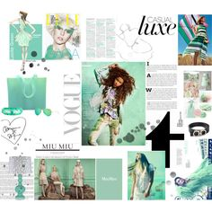 lucite green trend it