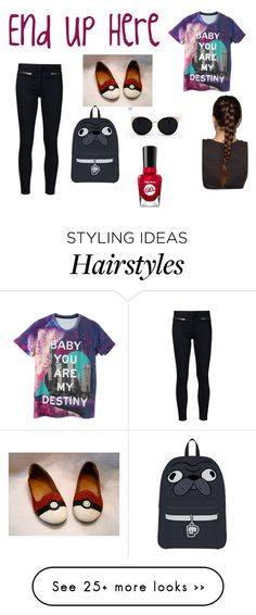 """Untitled #291"" by mushuthedragon on Polyvore featuring Veronica Beard, Una-Home and Sally Hansen"