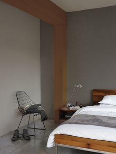 Een intieme sfeer in de slaapkamer - De natuurlijke kracht van kleur | ELLE Decoration NL