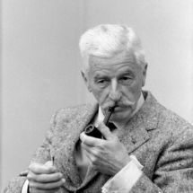 Henri Cartier-Bresson, William FAULKNER, US writer.