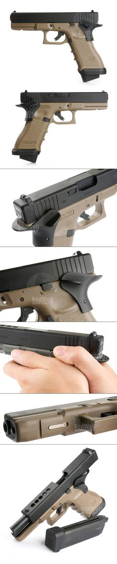 Getting a new Glock 17, have a few questions - AR15.Com Archive