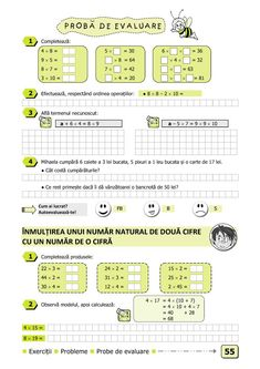 Kids Math Worksheets, Thing 1, Math For Kids, After School, Printables, Print Templates