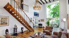 Modern Penn Valley barn house with elevator, pool asks $1.195M
