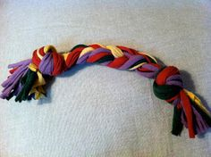 Decorella: Homemade Dog Toys
