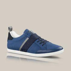Waterline sneaker via Louis Vuitton